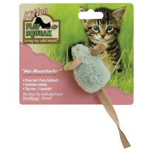 Ourpets Mouse Hunter Play-n-squeak Wee Mouse Cat Toy - £13.53 GBP