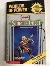 NINTENDO WORLDS OF POWER Book Castlevania 2 Game NES - $19.99