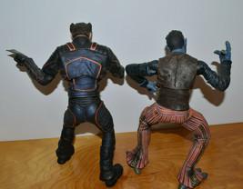 "MARVEL NIGHTCRAWLER & WOLVERINE 12"" ACTION FIGURE LOT X-MEN MOVIE 2003 image 2"