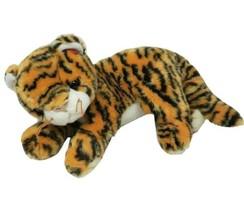 """12 """" Ty Inde Orange Rayé Tigre 2001 Animal en Peluche Jouet Bonnet Copains - $32.53"""