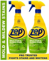 Zep Mold Stain and Mildew Stain Remover ZUMILDEW Pack of 2