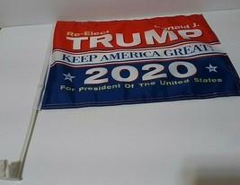 MAGA Make America Great Again Donald Trump 2020 Keep America Great Car F... - $9.99