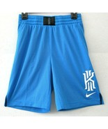 Nike Big Boys Training Basketball Shorts Netz Größe S Blau Neu KD1155 - $17.38