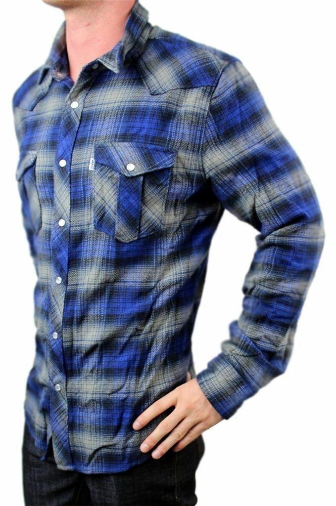 BRAND NEW LEVI'S MEN'S COTTON CLASSIC REGULAR FIT BUTTON UP DRESS SHIRT-65107002