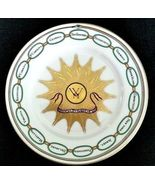 Woodmere China White House Collection George Washington Plate - $9.99