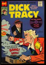 Dick Tracy Comics Monthly #117 High Grade Harvey File Copy Comic 1957 VF... - $39.55