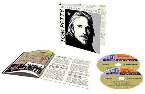 Tom Petty - An American Treasure [New 2 CD Set] Rock Music