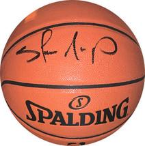 Shawn Kemp signed Spalding NBA Game Ball Series I/O Basketball  JSA Witn... - $116.95