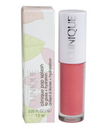Clinique Pop Splash Lip Gloss + Hydration - 12 Rosewater Pop - Travel Size - $5.00