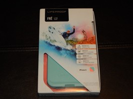 New! Lifeproof FRE Live 360 Degree iPhone X Blue/Pink Free Shipping Wate... - £22.60 GBP