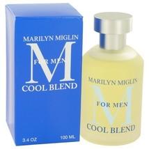 Marilyn Miglin Cool Blend By Marilyn Miglin Cologne Spray 3.4 Oz (pack o... - $57.80