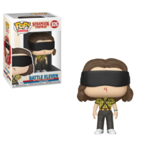 Funko Pop Stranger Things Netflix Saison 3 Bataille Onze Vinyle #826 Fig... - $15.81