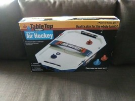 Electronic Air Hockey Table By International Playthings For Ages 5+ - $19.79