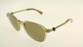 MONCLER MC018-S01 Yellow Brown / Brown Sunglasses MC 018-S01 - $175.91