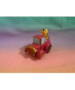 Vintage McDonald's Disney Miniature Pluto Purple Pullback and Go Car (1) - $1.97