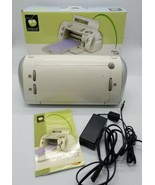 Cricut Personal Electronic Cutter Machine CRV001 Provo Craft Cord Manual... - $39.48