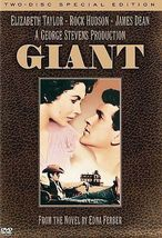 Giant 2 Disc Special Edition DVD ( Ex Cond.)  - $10.80