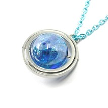 Necklace Antica Murrina Venezia CO835A07 with Sphere Glass Sign the Zodiac Fish image 1
