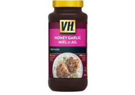 1 X VH HONEY Garlic Cooking Sauce LARGE Size 341ml / 11.5oz- From Canada... - $8.86