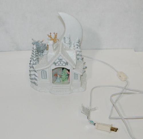 Apple Tree Design Christmas Eve Light