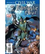 "Fantastic Four #537 1st Print ""The Road to Civil War""- Doctor Doom & Doo... - $10.94"