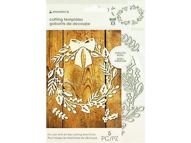 Momenta Wreath Cutting Dies #36589 R9