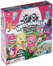 Hatchimals CollEGGtibles The EGGventure Game 4 Exclusive Figures - $9.50