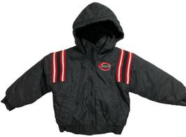 Cincinnati Reds Authentic Genuine Merchandise Puma Jacket Youth Size Medium 5-6 - $49.40