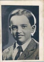 1928 Photo Lord Killanin Ireland Wealthy England Youthful Peer Children 5x7 - $23.23