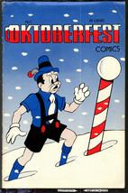 Oktoberfest 1976 SIGNED by Dave Sim, pre Cerebus, underground comix,Gene... - $19.00