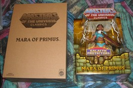 Mara of Primus MOTUC Masters of the Universe Classics MOSC MOC He-Man Sk... - $30.00