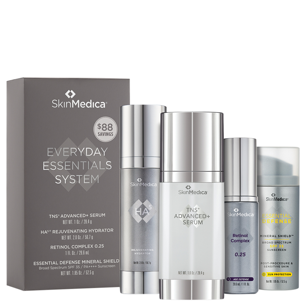 Primary image for SkinMedica Everyday Essentials System with TNS Advanced+ Serum