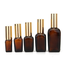 5pcs Amber Glass Liquid Reagent Pipette Bottles - $15.76+
