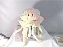 Ty Beanie Buddies Buddy Plush Squid Octopus 1999 Stuffed Animal Toy Tye Dye - $27.76