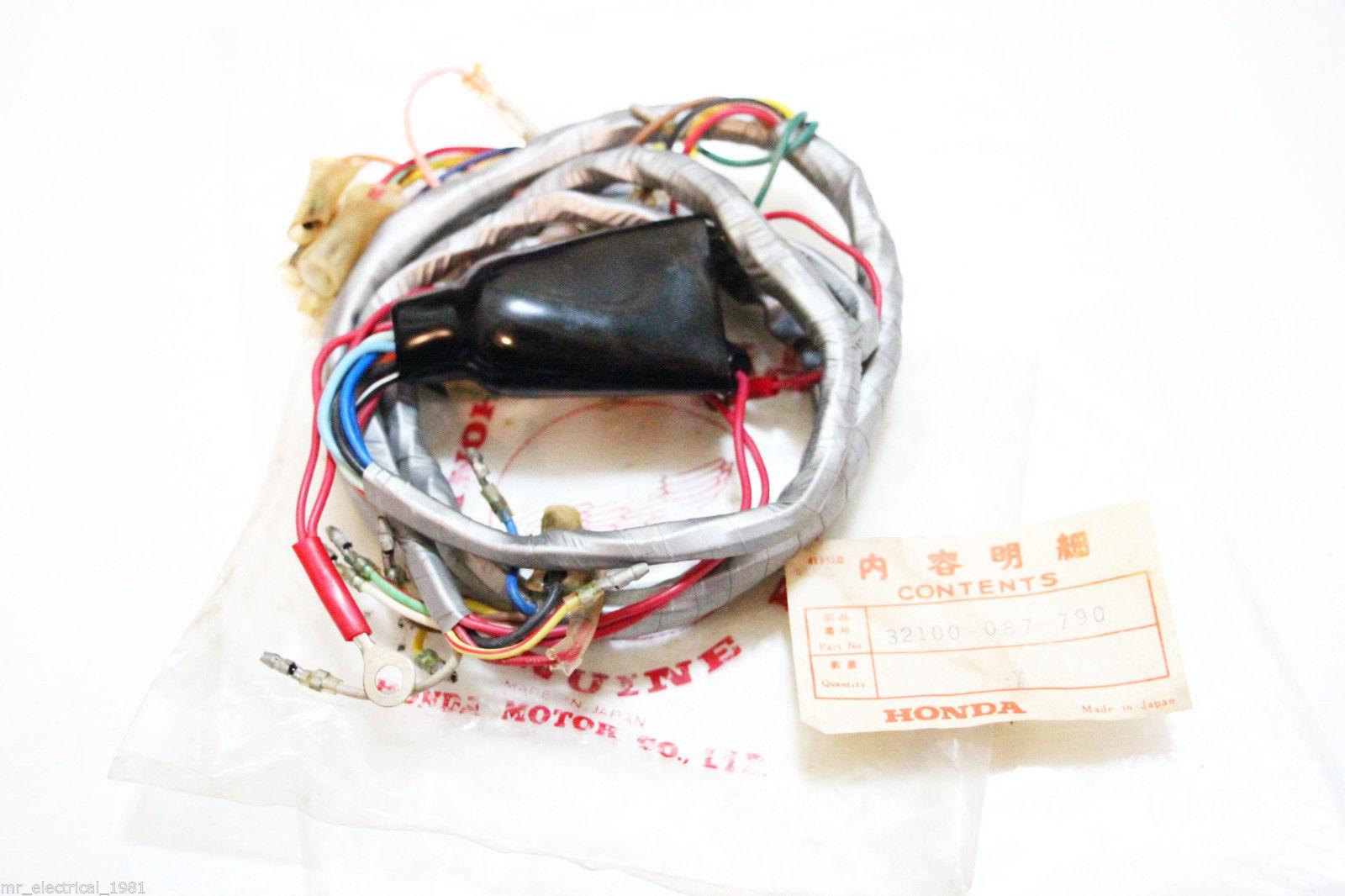 honda s90 wiring harness honda c70 c70m wiring wire harness nos and 38 similar items  honda c70 c70m wiring wire harness nos