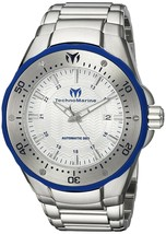 Technomarine TM-215092 'Manta' Automatic Silver Stainless Steel Men's Watch - $326.69