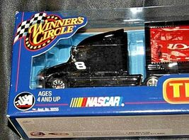 Black NASCAR Dale Earnhardt Jr. #8 Die-Cast Collector Trailer RigAA19-NC8002 Wi image 5