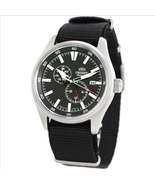 Orient Defender RA-AK0404B Automatic Hand-winding men's watch nylon strap - $195.00