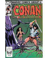 Conan The Barbarian Comic Book #148 Marvel Comics 1983 NEAR MINT NEW UNREAD - $4.50
