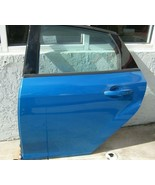 2014 FORD FOCUS Exterior LH Drivers Rear Passenger Door Assembly Complet... - $475.25