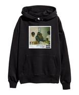 Kendrick Lamar good kid m.A.A.d city Cover 1 Hoodie Hip Hop Rap merch Ne... - $31.49