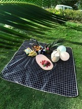 Portable Picnic Mat, Waterproof, Sandproof and Moisture Washable Picnic ... - £21.80 GBP