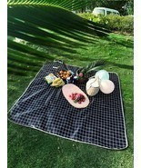 Portable Picnic Mat, Waterproof, Sandproof and Moisture Washable Picnic ... - £21.53 GBP