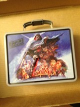 Star Wars Empire Strikes Back Tin Tote Lunch Box - BRAND NEW COLLECTIBLE - $11.98