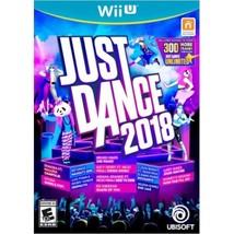Ubisoft UBP10802112 Just Dance 2018 - Nintendo Wii U - $56.98