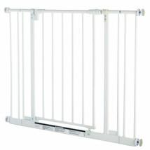 Baby Safety Gates Door Heavy Duty Metal Gate Barrier Pet Restrictor Safe... - $82.94