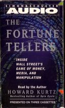 The fortune tellers inside wall streets game of money cassette audiobook kurtz thumb200