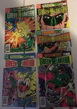 GREEN LANTERN 157 158 159 160 162 DC Comic Book Lot / Run VF Condition 1982 - $11.69