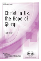 Christ in Us, the Hope of Glory - $1.95