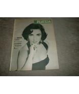 Plateia Portugues Film Mag #135 Liz Taylor; Brigitte Bardot; Audrey Hepb... - $14.84